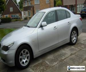 BMW 5 iSE auto for Sale