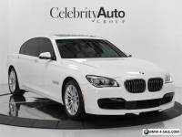 2015 BMW 7-Series 750Li M Sport $107,450 MSRP