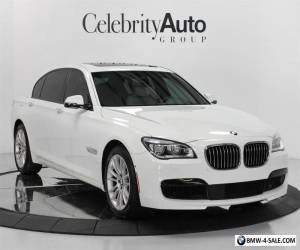 2015 BMW 7-Series 750Li M Sport $107,450 MSRP for Sale