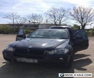 BMW X5 3.0D E70 BLACK LOADS EXTRAS for Sale