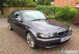 2005 BMW 318Ci facelift (E46) 2.0 Petrol (Grey) for Sale