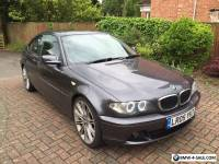 2005 BMW 318Ci facelift (E46) 2.0 Petrol (Grey)