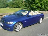 BMW 325i MSPORT CONVERTIBLE