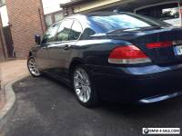 Bmw 735i 2002 e65 Low km! Amazing car