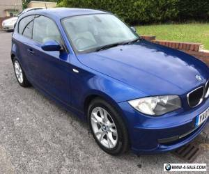 BMW 118i SE 2.0 PETROL 141BHP STUNNING CAR CREAM HEATED LEATHER for Sale