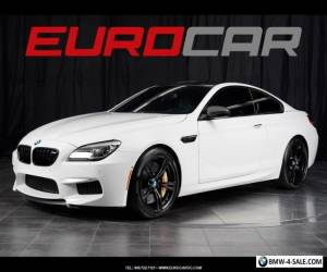 2016 BMW M6 COMPETITION ($170,195.00 MSRP) for Sale