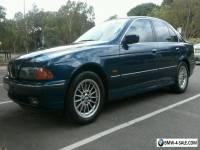 BMW 535i **TOP CONDITION**INCL. WARRANTY