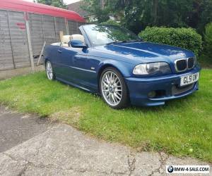 2002 Bmw 330ci Convertible M Sport for Sale