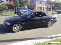 BMW 330CI Convertible 2002 Automatic, 124,699kms, Long Rego!