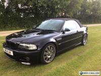 BMW M3 Convertible 2004 Smg 3.2 Semi auto