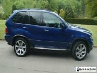 BMW X5 3.0 D SPORTS EDITION