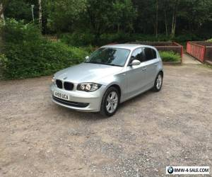 BMW 120D 2009 Silver for Sale