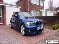 Bmw 1 Series 120d Coupe M Sport Automatic