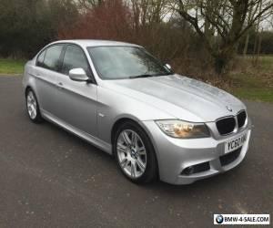 2010 BMW 318D M SPORT AUTO SILVER for Sale