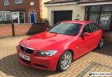 BMW 320d M SPORT, FULL SERVICE HISTORY, REVERSE SENSORS, CRUSIE CONTROL for Sale