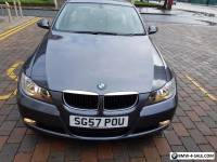 BMW320 DISEL automatic 2007 MOT 14.04 2017 108450 mile cream leather full servic