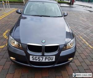 BMW320 DISEL automatic 2007 MOT 14.04 2017 108450 mile cream leather full servic for Sale