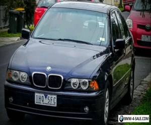2001 BMW 525i Executive Sedan   for Sale