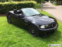 Bmw m3 e46 carbon black manual beautiful car great investment 2006