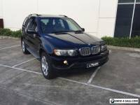2002 BMW X5 V8 with 11 months rego and RWC