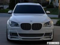 2012 BMW 7-Series