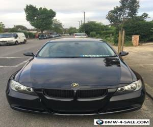 2007 BMW E90 320d, 6 Speed Manual (174BHP) for Sale