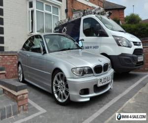 Bmw 330ci m sport e46 facelift for Sale