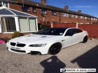 2012 Bmw m3 4.0 v8 white semi auto no swap PX 330d 335d Merc convertible