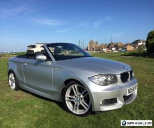 1 series convertible, m sport, full leather, heated seats LOW MILAGE!!! for Sale