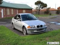2000 BMW 318i Executive E46 Auto