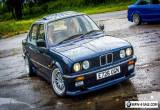 BMW E30 2.5 M50 Conversion M Tech for Sale
