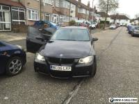 2006 BMW 330D M SPORT AUTO BLACK