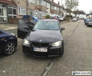 2006 BMW 330D M SPORT AUTO BLACK for Sale