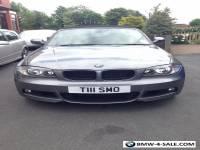 2010 60 BMW 118D M SPORT CONVERTIBLE