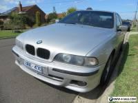 BMW 528i 2000 MODEL      PICKUP RESERVOIR VIC