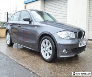 2005 BMW 120d Low Mileage for Sale