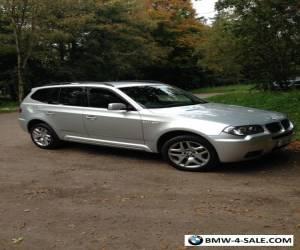 BMW X3 M Sport. 4x4 2.0L Diesel Manual FSH. for Sale