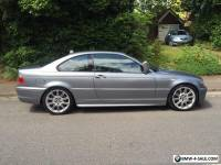 2004 BMW 330 CI SPORT FACELIFT E46 3 SERIES PETROL MANUAL