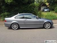 2004 BMW 330 CI SPORT FACELIFT E46 3 SERIES PETROL MANUAL