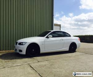 Bmw 3 Series M Sport Convertible  for Sale