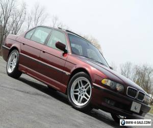 2001 BMW 7-Series Navigation, Must See, Super Sharp for Sale