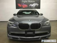 2012 BMW 7-Series ALPINA B7 LWB