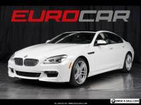 2015 BMW 6-Series 650i Gran Coupe
