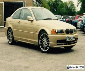 BMW 323 Ci Auto Coupe for Sale