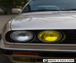1991 BMW 3-Series bmw 325i convertible for Sale
