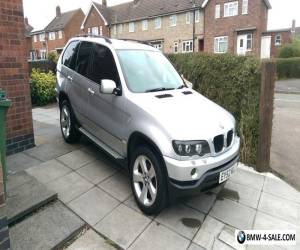 bmw x5 diesel auto  for Sale