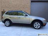 2009 BMW X3 3*3.0 LITER*AWD*JUST SERVICED*GREAT SHAPE*$13500