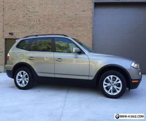 2009 BMW X3 3*3.0 LITER*AWD*JUST SERVICED*GREAT SHAPE*$13500 for Sale