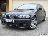 BMW  318i SPORT E 48 WITH SAT NAV