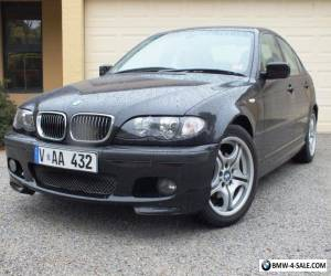 BMW  318i SPORT E 48 WITH SAT NAV for Sale